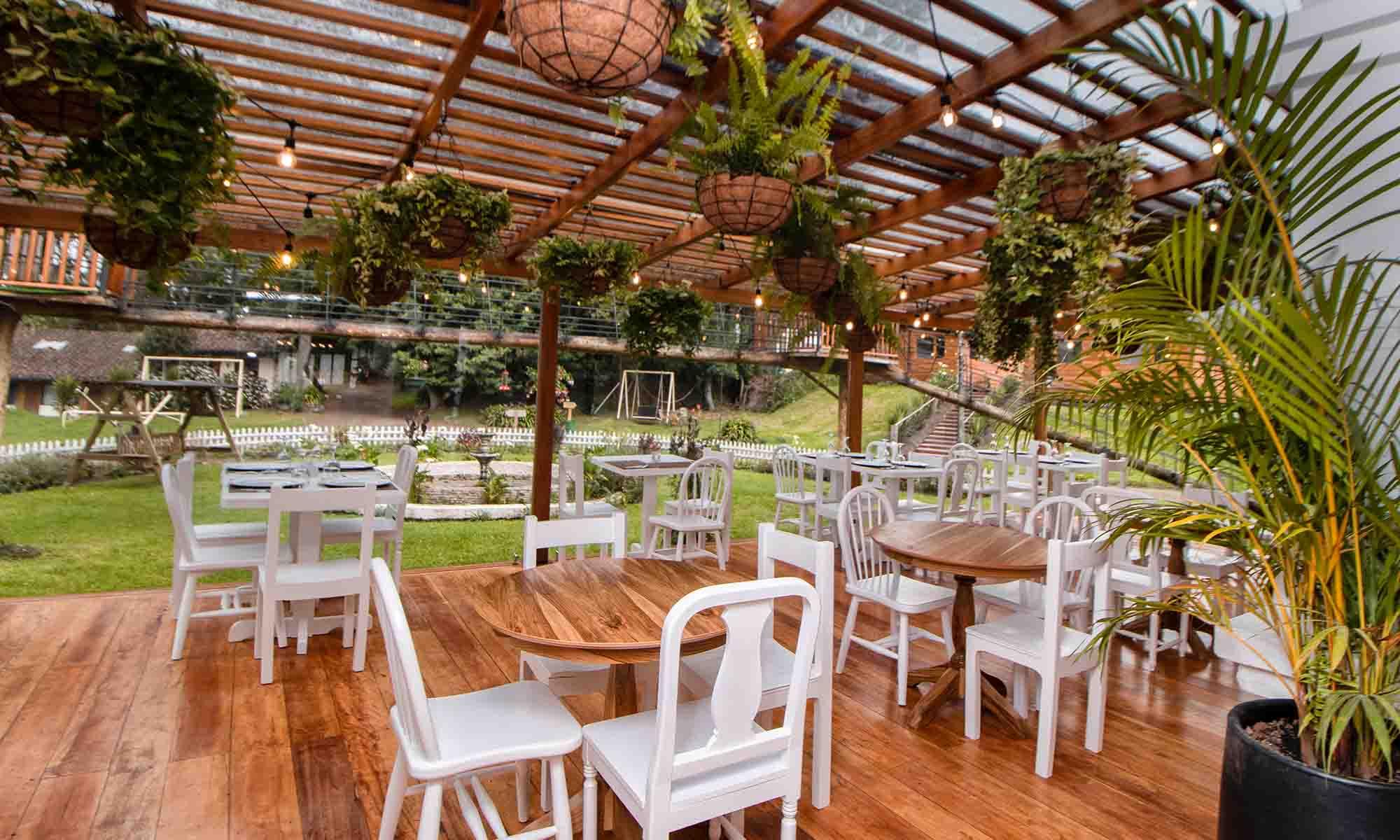 Hostería Papagayo Cotopaxi - Restautant