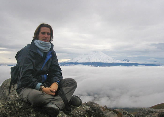 Ilinizas North Ecuador