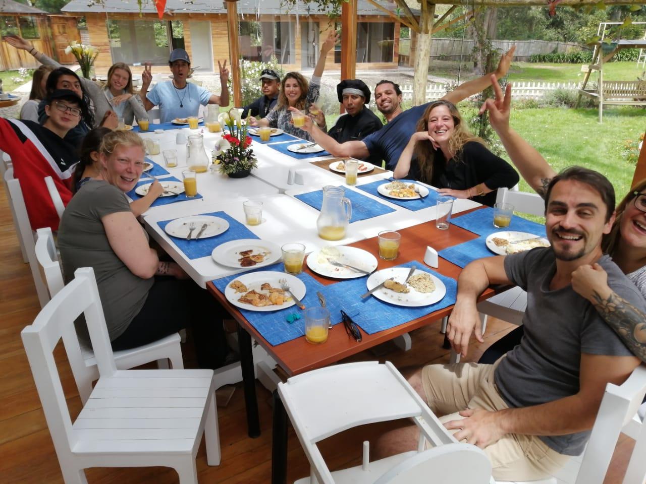 Grupo Amigos Papagayo